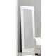 ESF Furniture 624 Coco Mirror Free Standing E97 in White