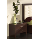 ESF Furniture 515 Alicante M-77 Nightstand in Wenge