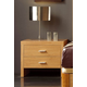 ESF Furniture 515 Alicante M-77 Nightstand in Cherry