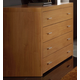 ESF Furniture 515 Alicante C-77 Dresser in Cherry