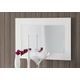 ESF Furniture Mirror E96 in White