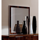 ESF Furniture Capri Mirror in Walnut