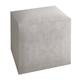 ESF Furniture Elite Grey Birch Ottoman in Grey