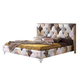 ESF Furniture 870 Tiffany Queen Platform Bed