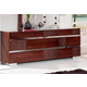 ESF Furniture Status Caprice Dresser in Walnut