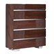 ESF Furniture Status Caprice 5 Drawer Chest in Walnut