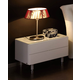 ESF Furniture M72 Nightstand in White