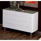 ESF Furniture C-72 Dresser in White