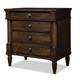 Durham Furniture Blairhampton Bed Side Chest in Husk 141-204