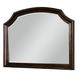 Legacy Furniture Sophia Dresser Mirror in Cabernet 4450-0100