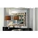 ESF Furniture Magic Retro Mirror in Black