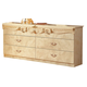 ESF Furniture Miss Italia Single Dresser in Matte