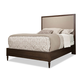 Durham Furniture Blairhampton King Upholstered Panel Bed in Husk 141-144H