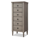 Durham Furniture Dunns Valley Lingerie Chest in Shale 142-167S