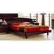 ESF Furniture Miss Italia Queen Europa Drop Wood Platform Bed in Matte