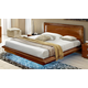 ESF Furniture Sky Queen Bed in Walnut