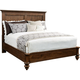 Broyhill Cascade King Panel Bed in Arid Brown 4940-258K