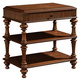 Broyhill Cascade Night Table in Arid Brown 4940-291