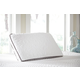 Ashley Dual Side King Pillow in White (Set of 2) M82507