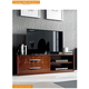 ESF Furniture Carmen TV Stand in Walnut