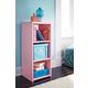 Bronett Bookcase in Pink B044-30