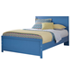 Bronilly Full Panel Bed in Blue