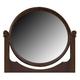 Meridian Brooke Mirror in Espresso