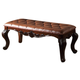 Meridian Luxor Bench in Cherry