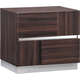 Global Furniture Tribeca Nightstand in Wood Grain
