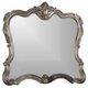 Meridian Roma Mirror in Antique Silver