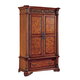 Meridian Royal Armoire in Cherry