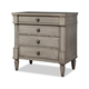 Durham Furniture Blairhampton Bed Side Chest in Shale 141-204
