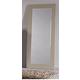 ESF Furniture 643 Trenzado Mirror Free Standing E77 in Mokka