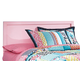 Bronett Full Panel Headboard Only in Pink B044-87