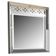 New Classic Furniture Stefano Mirror in Silver B1492-060