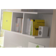 ESF Furniture H512 Shelf in White