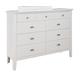 Langlor Dresser in White B592-31