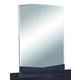 Global Furniture Aurora Mirror in Wenge