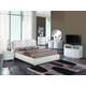 Global Furniture Emily/8269 4-Piece Bedroom Set in White