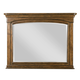 Kincaid Portolone Landscape Mirror in Rich Truffle 95-114