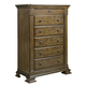 Kincaid Portolone Drawer Chest in Rich Truffle 95-105