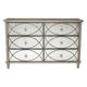 Bernhardt Marquesa 6-Drawer Dresser in Gray Cashmere Finish 359-044