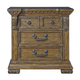 Pulaski Stratton Nightstand in Aged Honey 737140