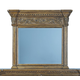 Pulaski Stratton Mirror in Aged Honey 737110
