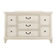 Samuel Lawrence Madison Drawer Dresser in Antique White 8890-410