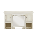 Samuel Lawrence Madison Hutch in Antique White 8890-413