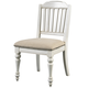 Samuel Lawrence Madison Chair in Antique White 8890-452
