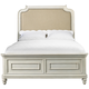 Samuel Lawrence Madison Full Upholstered Bed in Antique White