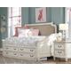 Samuel Lawrence Madison Day Bed Bedroom Set in Antique White