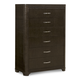 A.R.T Furniture Greenpoint 6 Drawer Chest in Coffee Bean 214150-2304